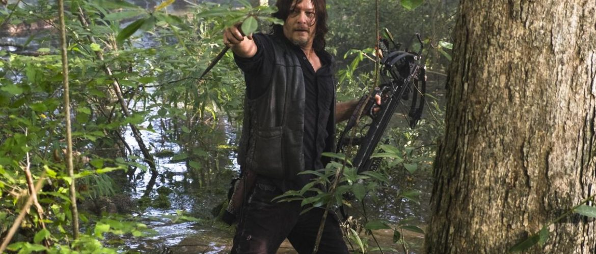 The Walking Dead 8×11 – Dead or Alive or…